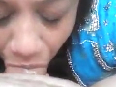 bengali wife hand job blowjob and cumshot in her mouth by foreigner friend