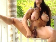 Big clit Denise Masino Over All