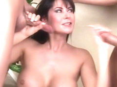 WANKZ- Eva Karera is One Horny Cum drinker