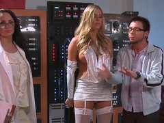 Samantha Saint is ideal companion for hot and dirty sex