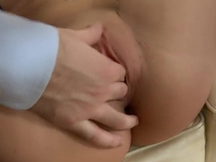 Hottest pornstar Nesti Shy in fabulous college, facial adult clip