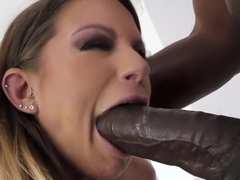 Brooklyn Chase BBC Anal Sex With Mandingo