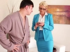 Phoenix Marie & Anthony Rosano in Naughty Office