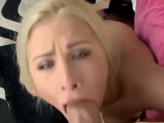 Coed Cocksucker Jessica Nyx Has Deep Throat Skills