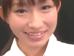 Amazing Japanese slut in Horny Blowjob/Fera, Swallow/Gokkun JAV video