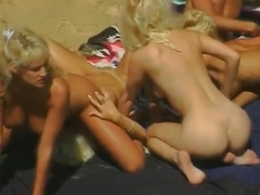 Stacy Valentine - Bikini Beach #5 (1996)