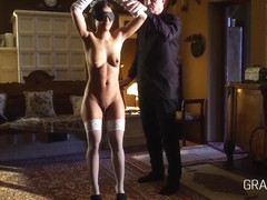 Guy tied up by a shemale and gets fucked hard Popular Tied Up Videos Porno Xxx Sss Xxx