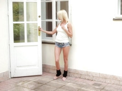 Lena G. in Little Lunch Break - MCNudes