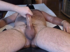 Me tease edge milk hairy hung alpha bear