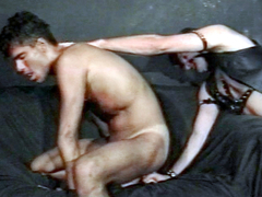 Glory Holes #5 - Leather Mania Scene 7 - Bromo