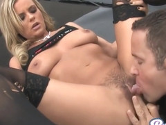 Bree Olson - Bree Gets Busted!!!