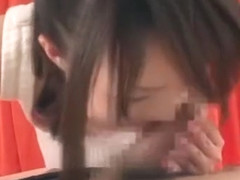 Crazy Japanese chick Mau Morikawa in Exotic Small Tits, POV JAV movie