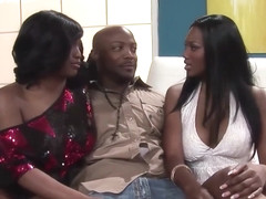 Jada Fire and Cassidy Clay Anal Threesome