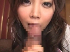 Incredible Japanese slut Hinata Komine in Fabulous POV, Blowjob JAV scene