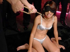 Adorable Anna Takizawa Gets Gangbanged So Hard - AsiansBondage