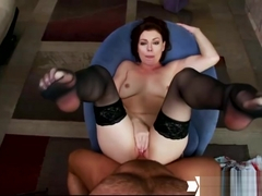 Sovereign Syre - Milf knows how to treat