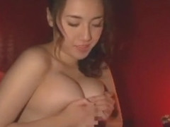 Hottest Japanese girl Azusa Nagasawa in Horny Blowjob, Handjobs JAV movie