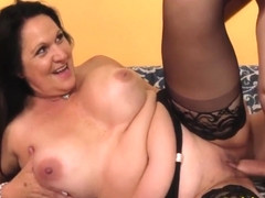 Older Slags Getting Stretched Compilation - Leylani Wood, Sheila Marie And Scarlett O'ryan