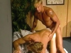 Hot gay men fucking in the office