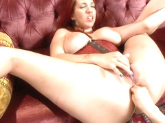 Anal drilling sex video featuring Kelly Divine and Mia Rider