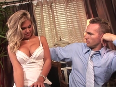Best pornstars Aubrey Addams, Marcus London in Incredible Big Tits, Blonde xxx clip