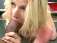 Mature Hot Lady (anita blue) Ride Hard On Cam A Black Mamba Cock clip-06
