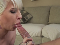 Hottest pornstars Will Powers, Dylan Phoenix in Crazy POV, Tattoos adult clip