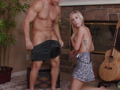 Hottest pornstar Maia Davis in Best Swallow, Blonde xxx movie
