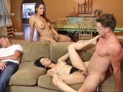 Bad Milf Miss Raquel Rode Kyles Big Meat
