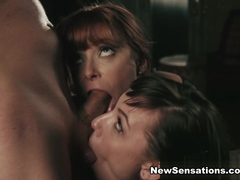 Penny Pax & Aidra Fox - The Submission Of Emma Marx #3 - Exposed - NewSensations