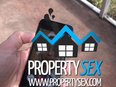 PropertySex Best Girlfriend Ever Gets All Horny After Selling House