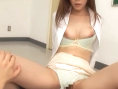 Kotone Amamiya hot teacher sex