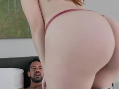 Johnnys daugter Cleo joined him and wife Lauren Phillips for a threesome