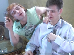 TryPantyhose Video: Phil and Maurice