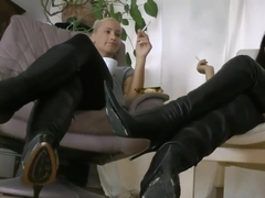 GODDESS LEYLA AND LADY JANET - LADIES IN BOOTS POV