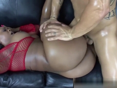 Jayden Starr Loves On The White Cock