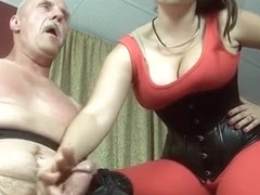 Hot Pornstar Domination With Orgasm