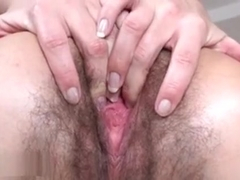 Brutal Pussy Hole With Unbelievable Toy Inside