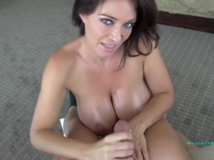 Charlee-chase Playing With A Big Cock