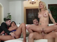 Swinger Zoey Portland Fucks For Her Husband