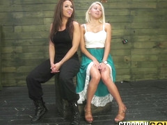 StraponSquad - Marsha May And Kylie Rogue