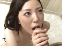 Ayane Okura Receives Huge Cock In Her Puffy Hairy Twat