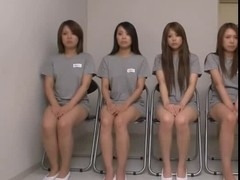 Japanese Secret Sweethearts's Prison part three Anal Agony