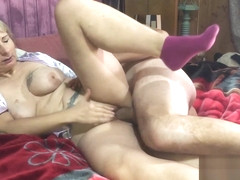 Spycam fucking mom drilled