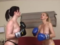 Christina Carter vs Tanya Danielle