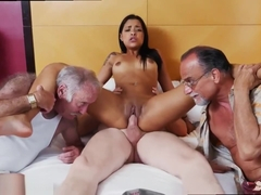 Max hardcore anal first time Staycation with a Latin Hottie