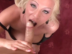 Sadie Swede Sloppy Bj