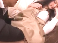 Best Japanese girl Risa Murakami, Madoka Kitahara in Amazing Small Tits, Close-up JAV scene