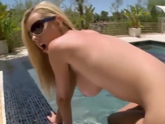 Double Penetration With Jessie Rogers Pussy