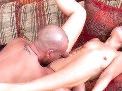 Szilvia Lauren Is A Hot, Horny And Hairy Milf Hungry For Cock (short) With Sylvia Laurent